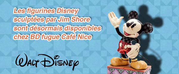 figurines Disney Nice