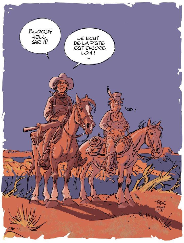 Olivier Taduc pour Moebius