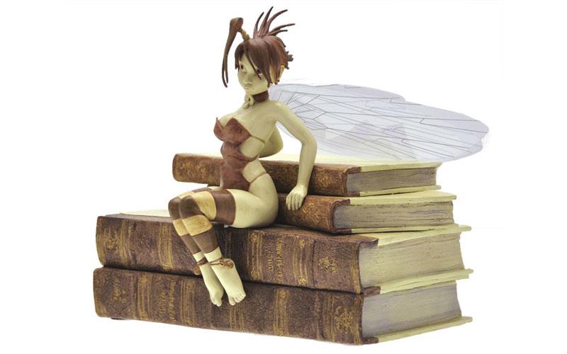 Clochette et les livres édition whitechapel