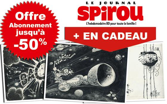 abonnement Spirou