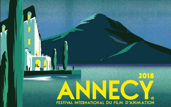 boutique officielle du Festival d'Annecy