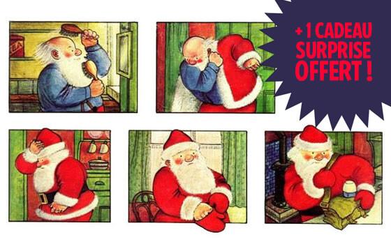 Noel : idées cadeaux BD