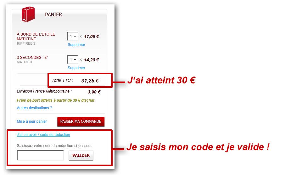 Avec oamb 1 ex libris sign offert pour 30 d 39 achat - Code de reduction delamaison ...
