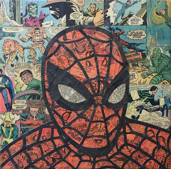 Découverte : Spider-Man Vs Morbius un comics signé Tony