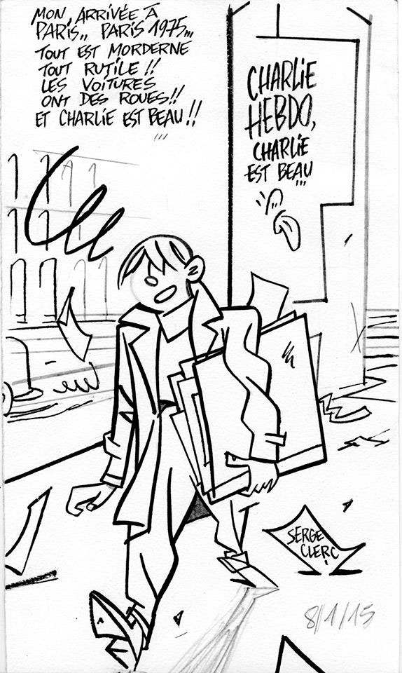 Serge Clerc