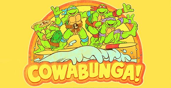 Les Tortues Ninja Abandonnent Leur Cowabunga Pour Booyakasha
