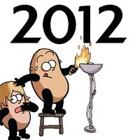 Les douze de 2012