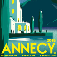 Le Festival International du Film d'Animation d'Annecy