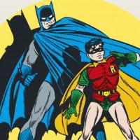 Batman the dailies