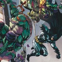 Batman et les tortues ninjas