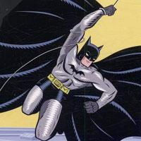 Batman, l'histoire du chevalier noir