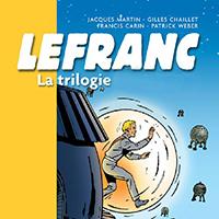Lefranc : la trilogie