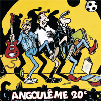 Palmarès Angoulême 1993