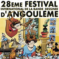 Palmarès Angoulême 2001