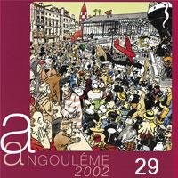 Palmarès Angoulême 2002