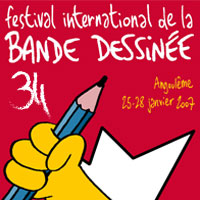 Palmarès Angoulême 2007