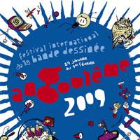 Palmarès Angoulême 2009