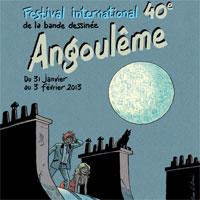 Palmarès Angoulême 2013