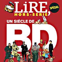 50 BD essentielles du magazine LIRE