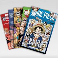 Databook et recueil One Piece