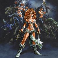 Les guerrières de Troy