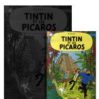 Tintin petits formats