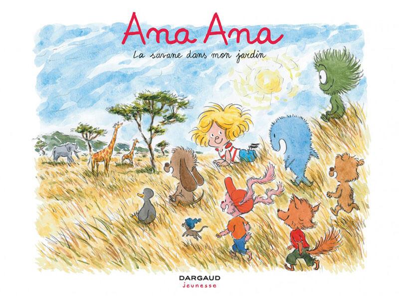 Ana Ana (Tome 9) sur Bookys