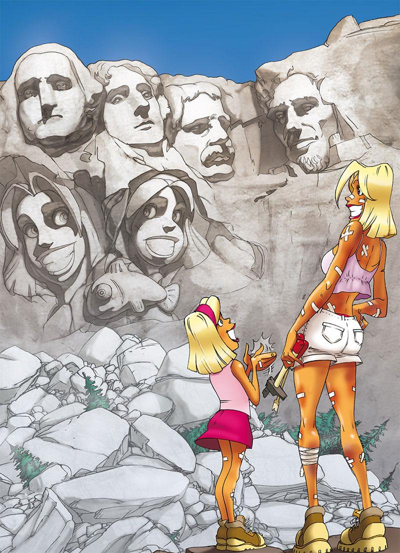 """Résultat de recherche d'images pour """"les blondes tome 27"""""""