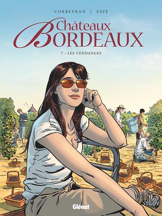 Châteaux Bordeaux - T7 - Les vendanges