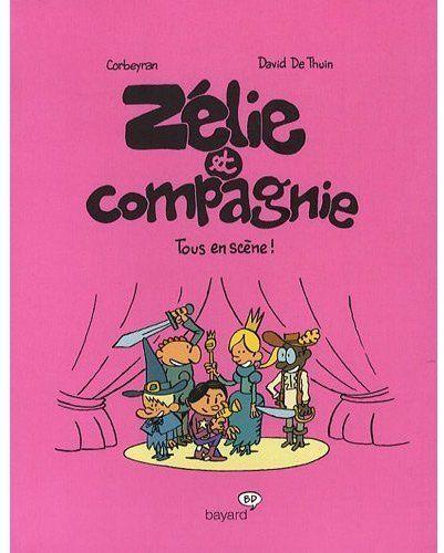 Zélie et Compagnie (2e série) (Tome 4) sur Bookys