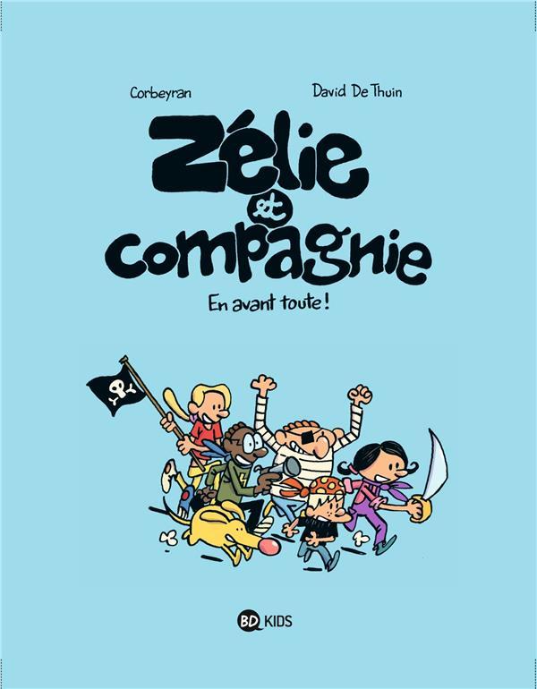 Zélie et Compagnie (2e série) (Tome 3) sur Bookys