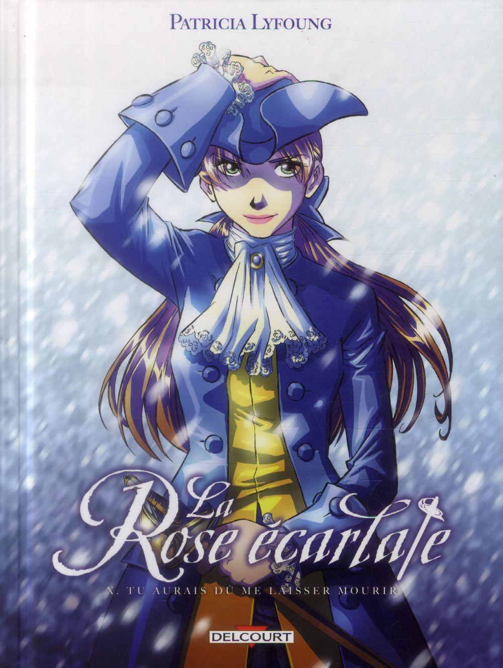 """Résultat de recherche d'images pour """"la rose écarlate tome 10"""""""