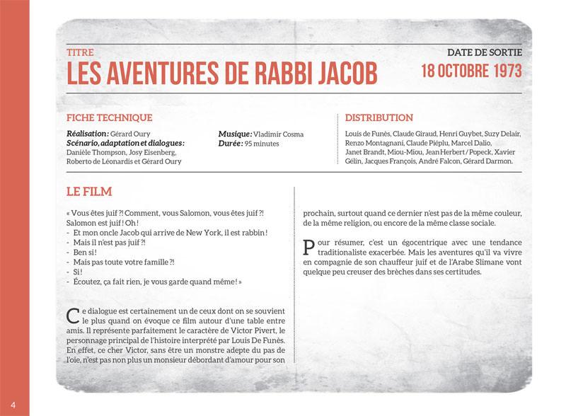 Les Aventures de Rabbi Jacob          Bande annonce   YouTube Films et Stars Vintage   Skyrock com Jacob Toledano   le hazzan Les Aventures de Rabbi Jacob