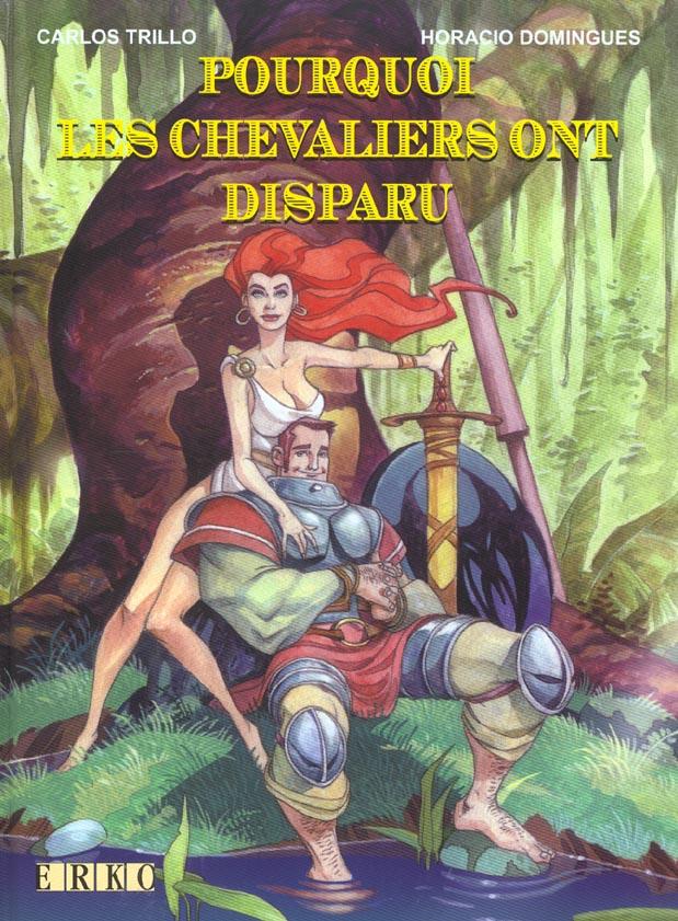 Pourquoi les chevaliers ont disparu sur Bookys