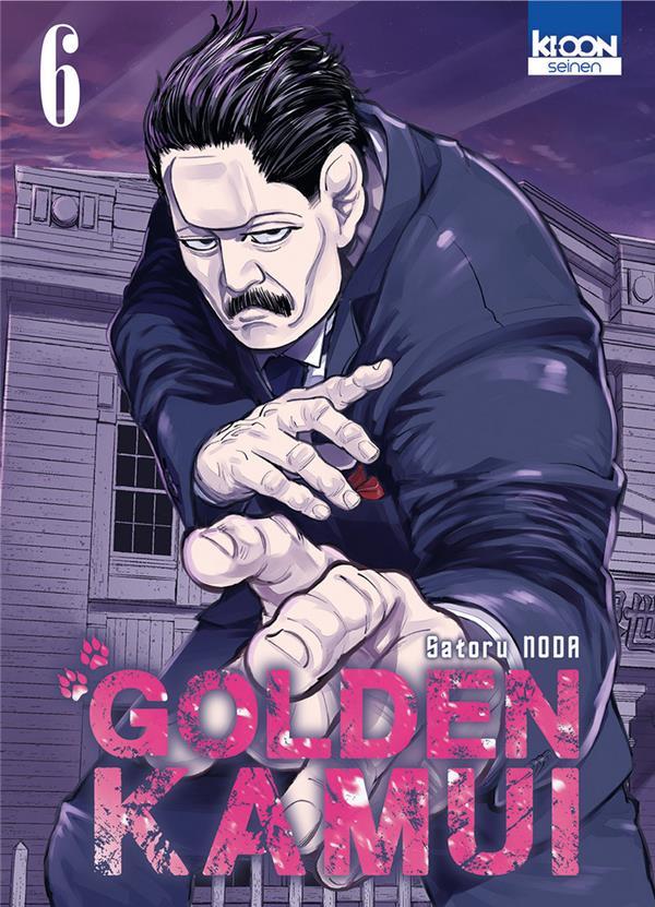 Golden Kamui tome 6