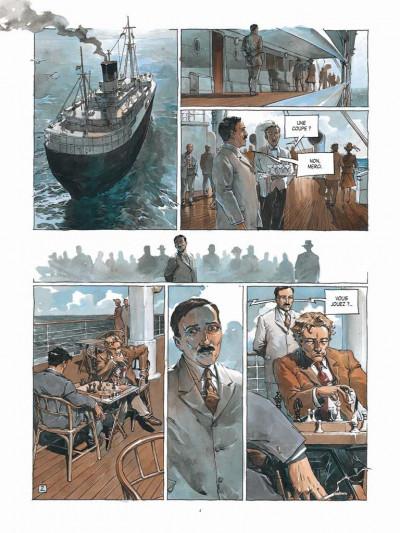 Page 2 Les derniers jours de Stefan Zweig