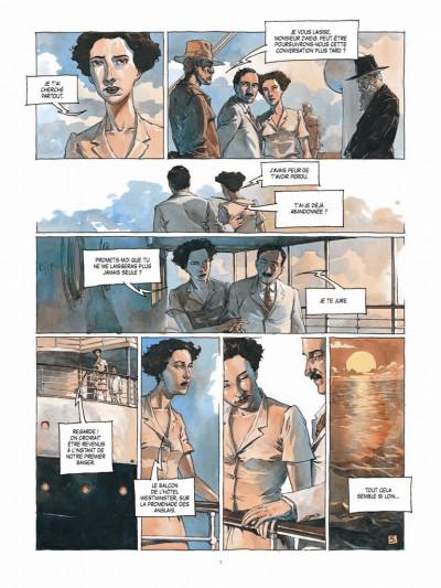 Page 5 Les derniers jours de Stefan Zweig