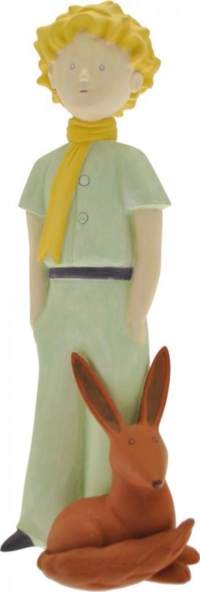 Page 9 Figurine Le Petit Prince et le renard