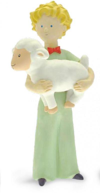 Page 0 Figurine Le Petit Prince et le mouton