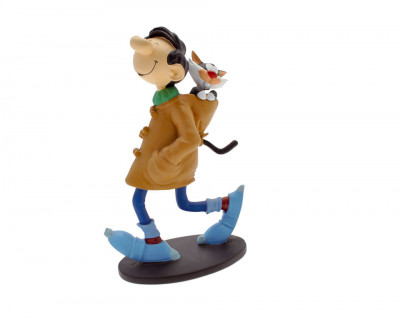 Page 3 Figurine Gaston en duffle coat