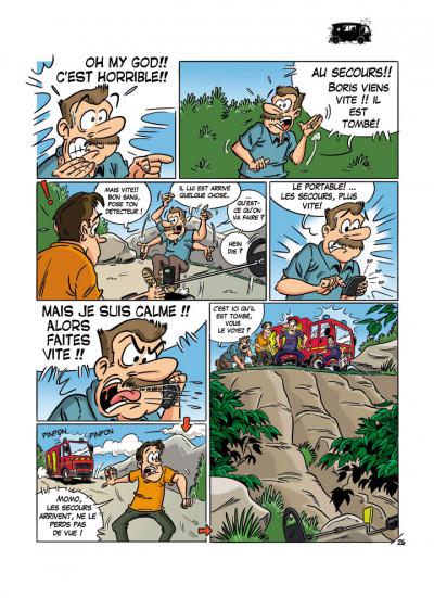 Page 6 Les poêleurs tome 1