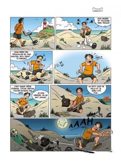 Page 2 Les poêleurs tome 1