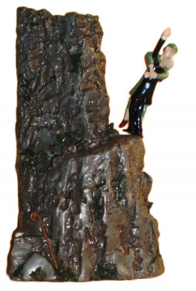 Page 1 Figurine Reichenbach Falls