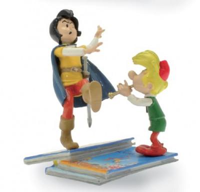 Page 2 Figurine Johan et Pirlouit