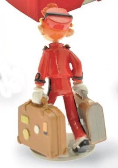 Page 3 Figurine Spirou et ses valises