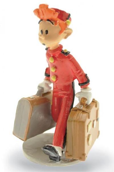 Page 2 Figurine Spirou et ses valises