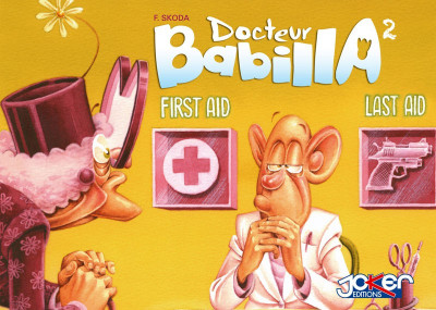 Page 6 docteur Babilla tome 2