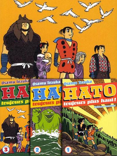 Page 6 Lot Hato de Tezuka
