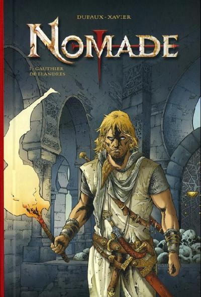 Page 1 Tirage de tête nomade tome 1 - la secte des assassins