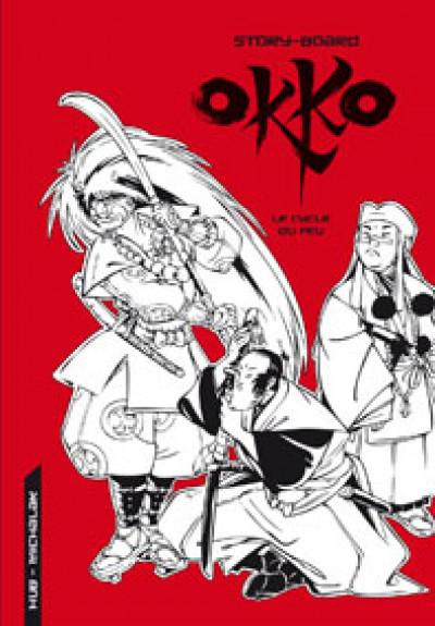 Page 5 Okko - le cycle du feu - Tirage de tête tome 7 + tome 8